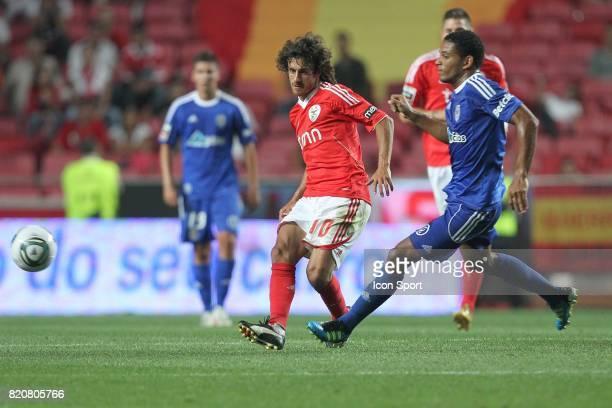 Pablo Aimar Benfica / Feirense 2e Journee Championnat du Portugal