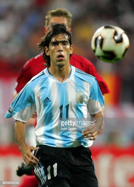 Pablo AIMAR Allemagne / Argentine Coupe des Confederations