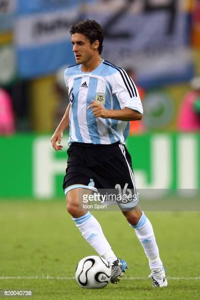 Pablo AIMAR Argentine / Mexique Coupe du Monde 2006