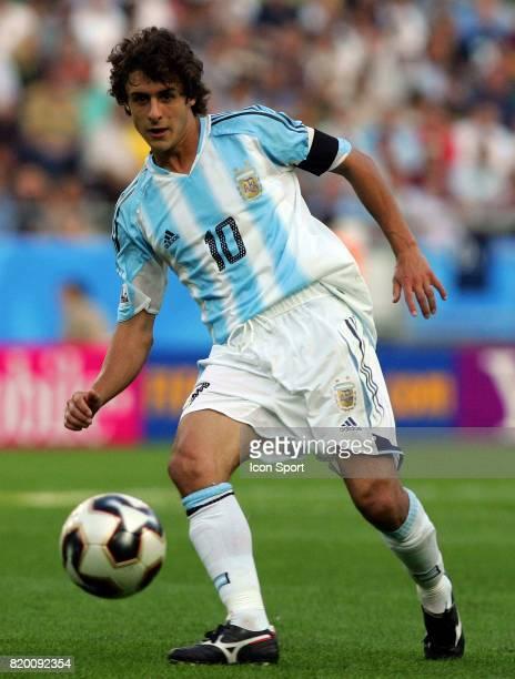 Pablo AIMAR Argentine / Mexique 1/2 Finale Coupe des Confederations