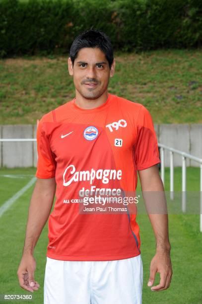 Pablo BARZOLA Caen / Selection de joueurs libres Match amical Menthon Saint Bernard