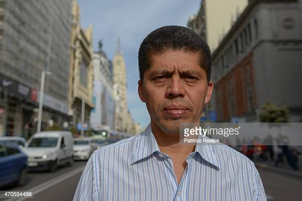Pablo Fajardo the Ecuadorian lawyer who legally represents the Amazon Defense Coalition and 30000 plaintiffs by oil pollution in the trial against...