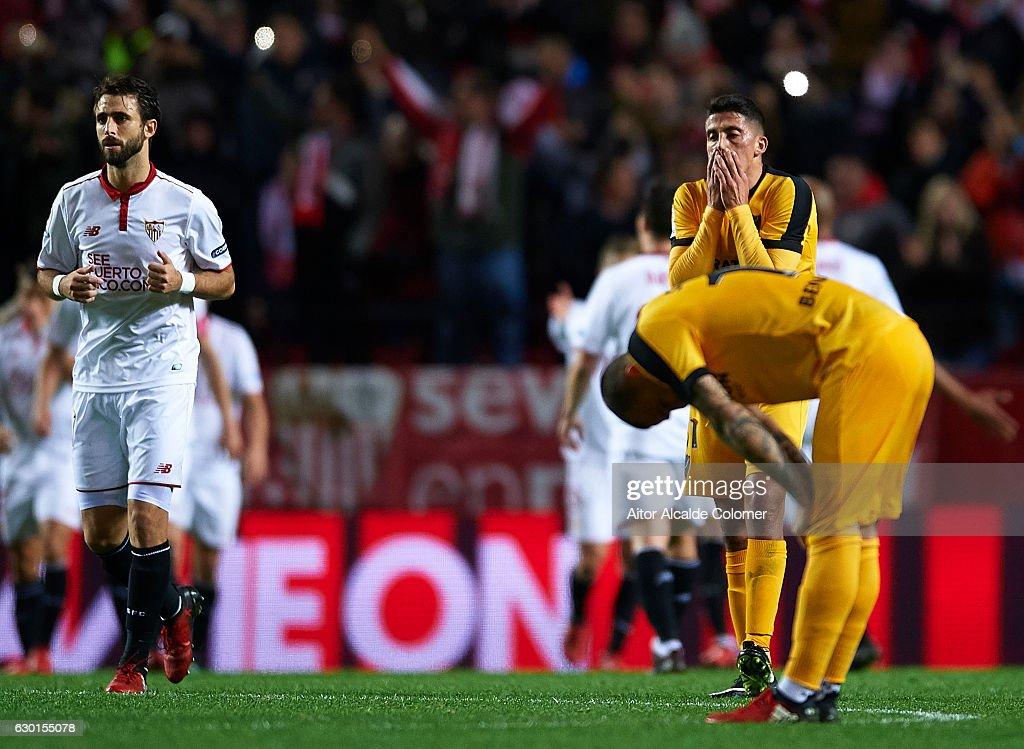 Sevilla FC v Malaga CF - La Liga