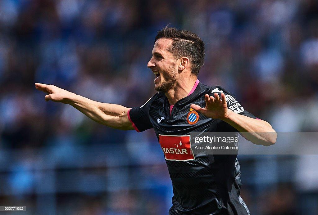 Malaga CF v RCD Espanyol - La Liga