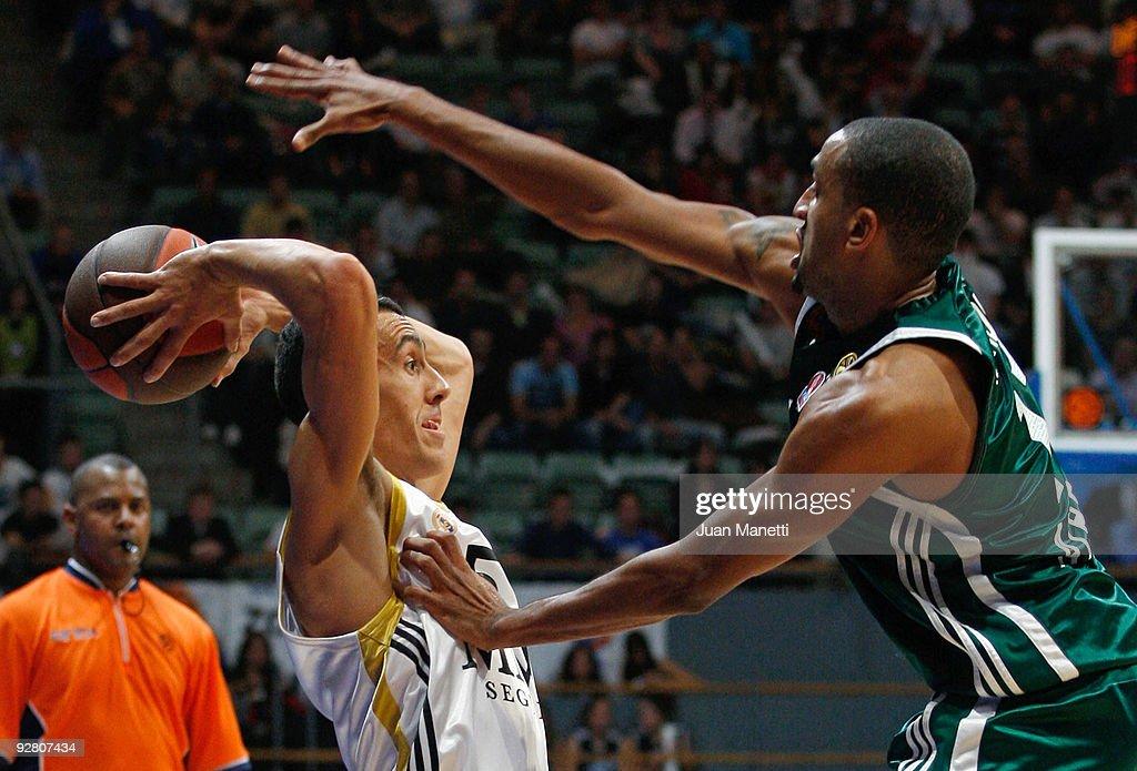Real Madrid v Panathinaikos Athens - EuroLeague Basketball