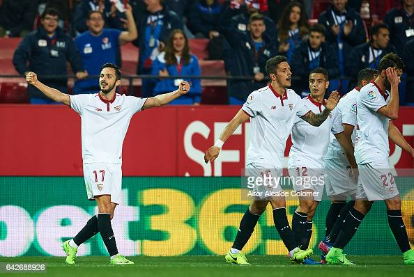 Sevilla FC v SD Eibar - La Liga : News Photo