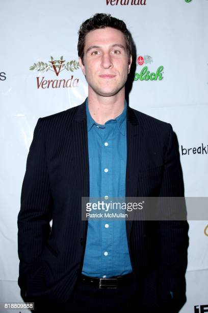 Pablo Schreiber attends IFC FILMS Presents the New York Premiere of BREAKING UPWARDS at IFC Film Center on April 1 2010 in New York City