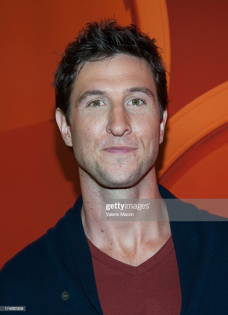 <a gi-track='captionPersonalityLinkClicked' href=/galleries/search?phrase=Pablo+Schreiber&family=editorial&specificpeople=683536 ng-click='$event.stopPropagation()'>Pablo Schreiber</a> attends NBCUniversal's '2013 Summer TCA Tour' at The Beverly Hilton Hotel on July 27, 2013 in Beverly Hills, California.