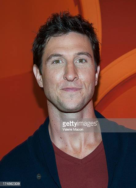 Pablo Schreiber attends NBCUniversal's '2013 Summer TCA Tour' at The Beverly Hilton Hotel on July 27 2013 in Beverly Hills California