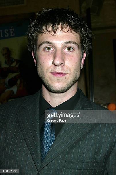 Pablo Schreiber during HBO's Premiere of 'The Wire' After Party at Pastis in New York City New York United States