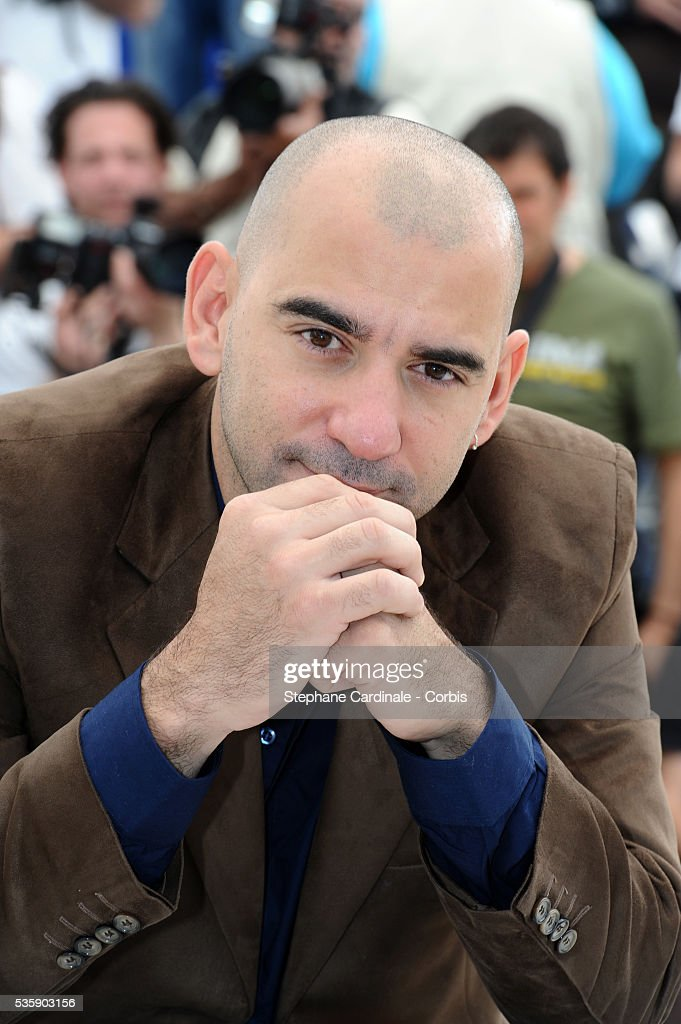 Pablo Trapero at the Photocall for 'Carancho' during the 63rd Cannes International Film Festival.
