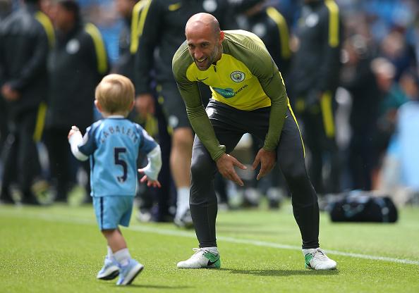 Manchester City v Leicester City - Premier League : News Photo