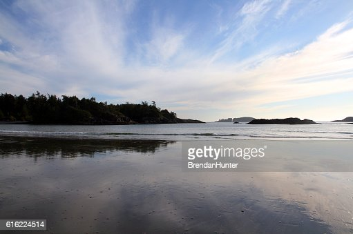 Pacific Bay : Stock Photo
