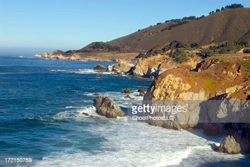 Pacific Coast Highway, en Californie