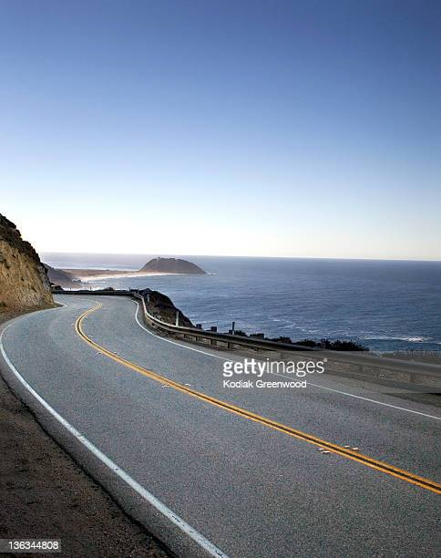 Pacific Coast Highway, Highway 1.