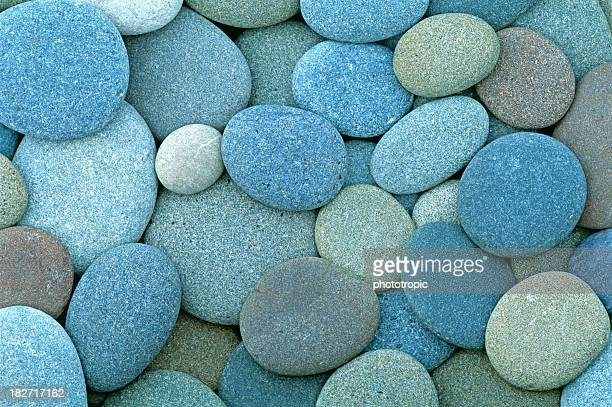 pacific coast pebbles