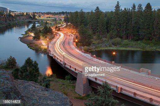 Pacific Northwest Evening Commute
