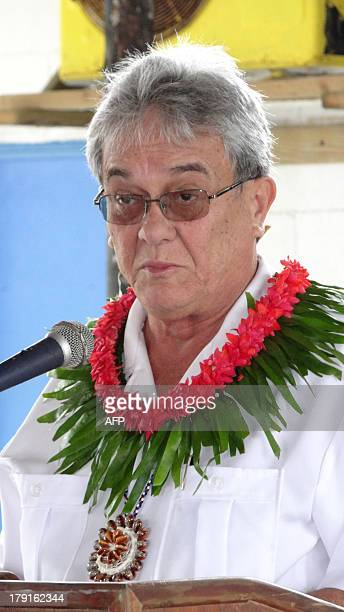 PacificdiplomacysummitMarshallsUSChinaADVANCER by Giff Johnson This photo taken in February 2013 shows Forum Minister and Marshall Islands Minister...