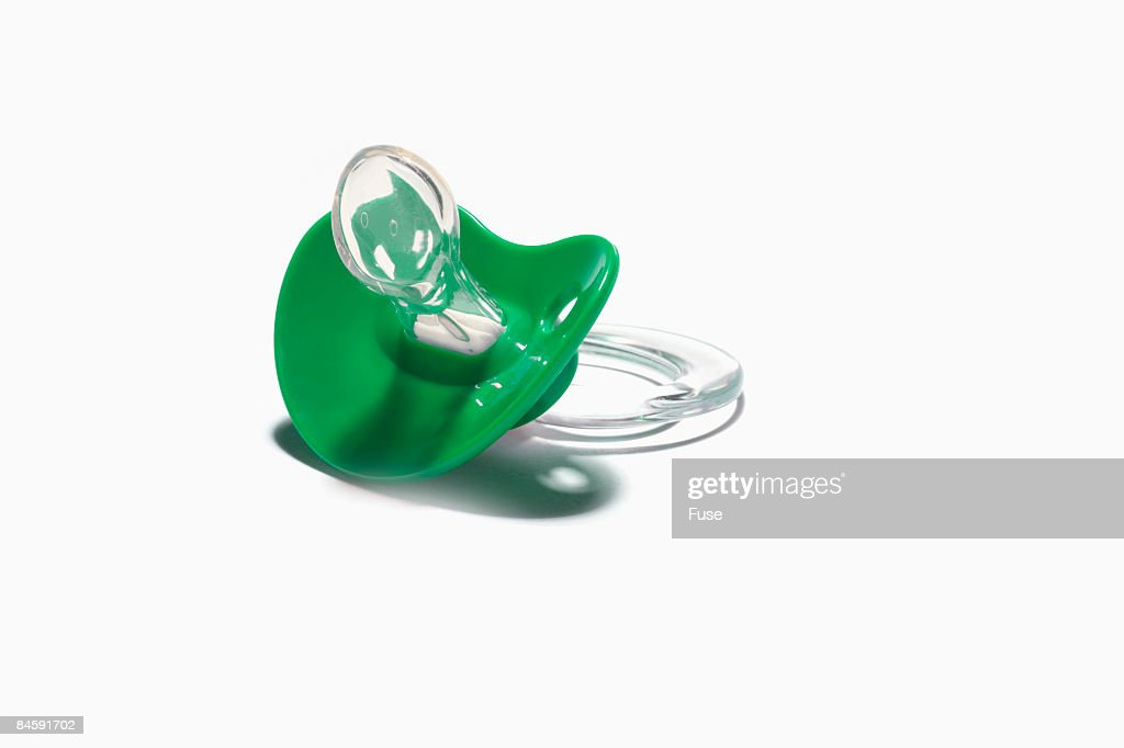 Pacifier : Stock Photo