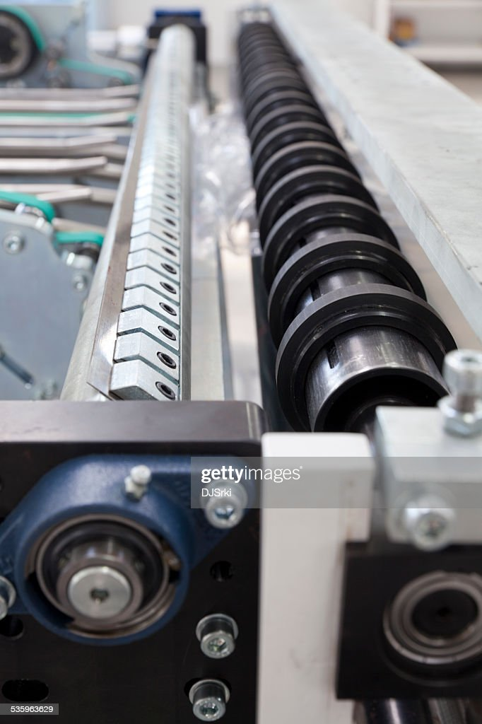 packaging machine : Stock Photo