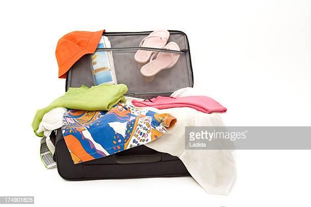 Embalaje para vacaciones