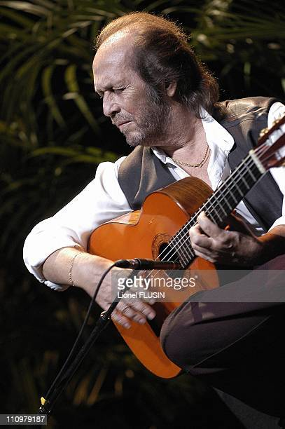 Paco de Lucia live at the Arena in Geneva Switzerland on Octorber 29th 2004