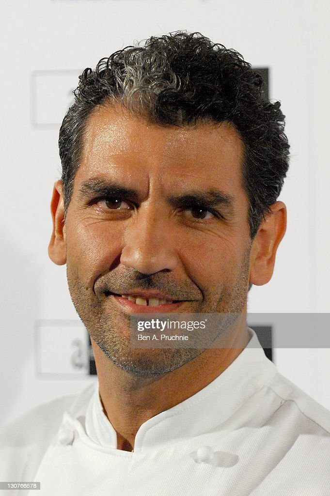 <a gi-track='captionPersonalityLinkClicked' href=/galleries/search?phrase=Paco+Roncero&family=editorial&specificpeople=6130927 ng-click='$event.stopPropagation()'>Paco Roncero</a> attends the Grey Goose Winter Ball at Battersea Park on October 29, 2011 in London, England.
