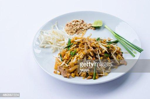 Pad Thai : Stock Photo