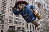 Paddington Bear Macy's 2014 88th Thanksgiving Day Parade The Manhattan Borough of New York New York USA