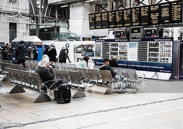 Paddington Station, London, UK