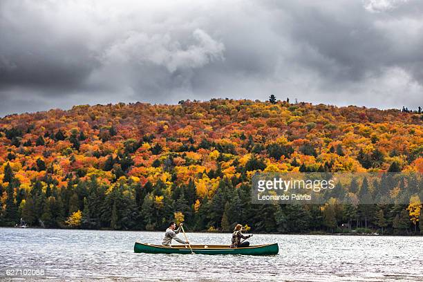 Paddling in the wonder of nature in Canada