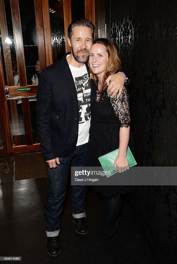<a gi-track='captionPersonalityLinkClicked' href=/galleries/search?phrase=Paddy+Considine&family=editorial&specificpeople=218066 ng-click='$event.stopPropagation()'>Paddy Considine</a> and Shelley Considine attend an after party for 'Pride' at Odeon Camden on September 2, 2014 in London, England.