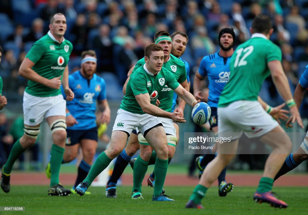 Italy v Ireland - RBS Six Nations