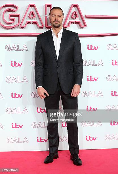 Paddy McGuiness attends the ITV Gala at London Palladium on November 24 2016 in London England