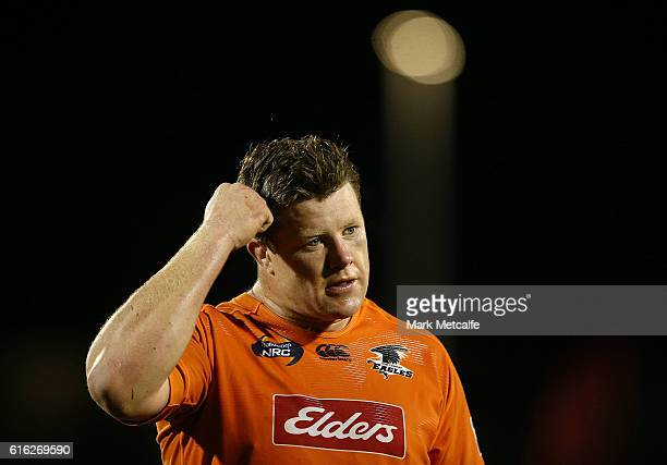Paddy Ryan of the Eagles looks dejected after defeat in the 2016 NRC Grand Final match between the NSW Country Eagles and Perth Spirit at Scully Park...