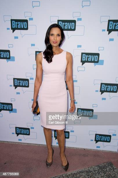 Padma Lakshmi attends A Night With 'Top Chef' Presented By Watch What Happens Live at Leonard H Goldenson Theatre on May 1 2014 in North Hollywood...