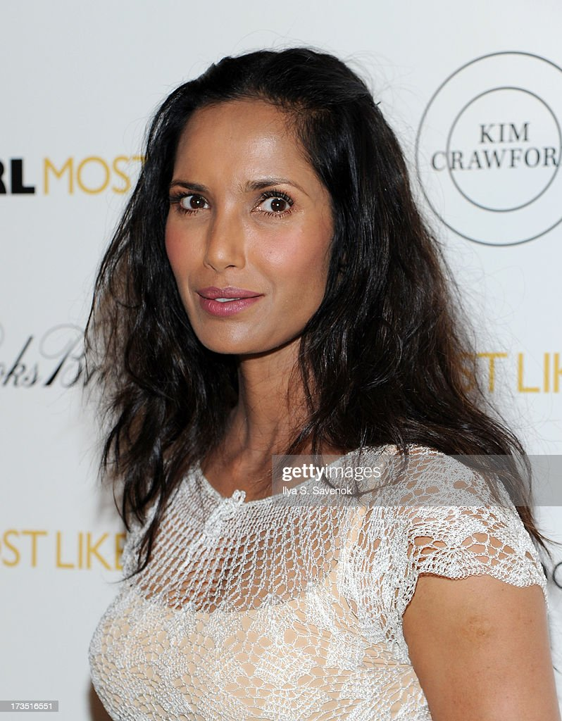 <a gi-track='captionPersonalityLinkClicked' href=/galleries/search?phrase=Padma+Lakshmi&family=editorial&specificpeople=201593 ng-click='$event.stopPropagation()'>Padma Lakshmi</a> attends The Cinema Society & Brooks Brothers Host A Screening Of Lionsgate And Roadside Attractions' 'Girl Most Likely's at Landmark Sunshine Cinema on July 15, 2013 in New York City.