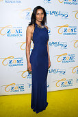 Padma Lakshmi attends Tyra Banks' Flawsome Ball 2014 at Cipriani Wall Street on May 6 2014 in New York City