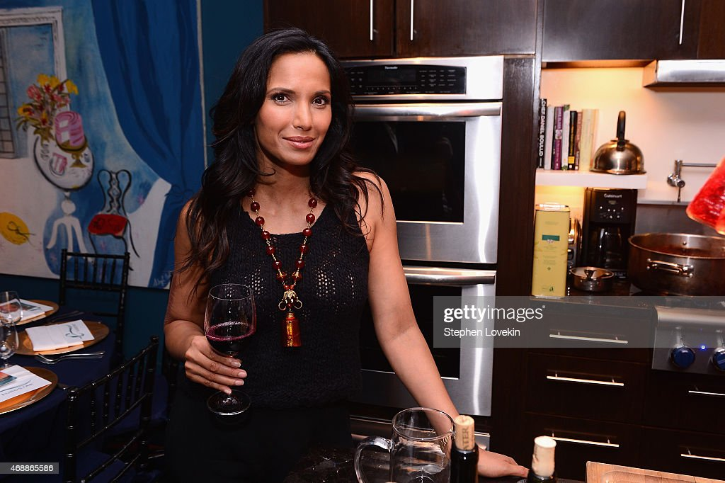 Padma Lakshmi Celebrates European Travel With Airbnb