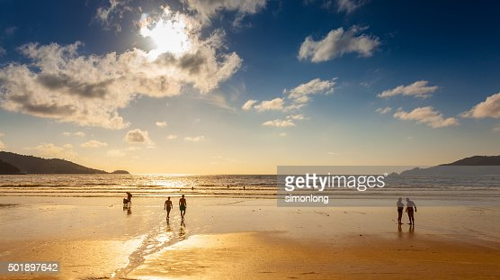 Padong beach, Phuket, Thailand