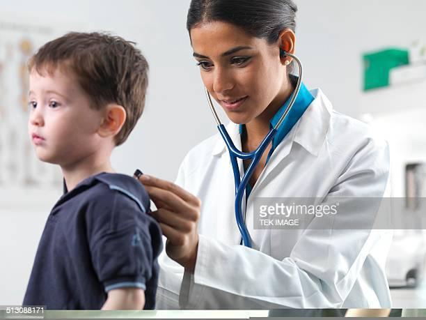 Paediatric examination