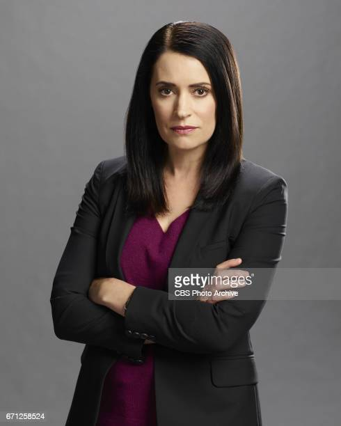 Paget Brewster as SSA Emily Prentiss on Criminal Minds
