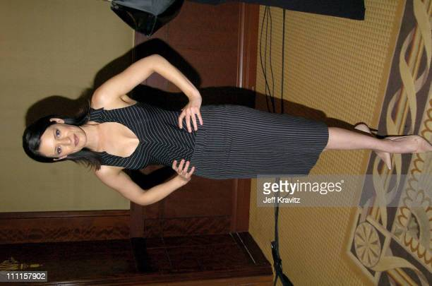 Paget Brewster during Showtime Network Summer TCA at Century Plaza Hotel in Century City California United States