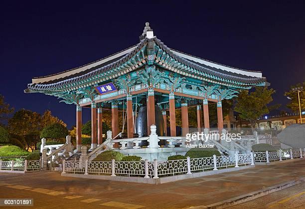 Paigakjeong Pavilion in Yongdusan Park