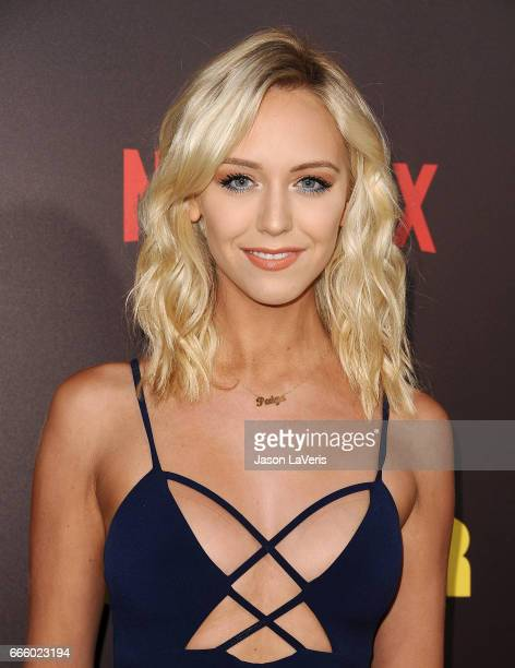 Paige Mobley attends the premiere of 'Sandy Wexler' at ArcLight Cinemas Cinerama Dome on April 6 2017 in Hollywood California