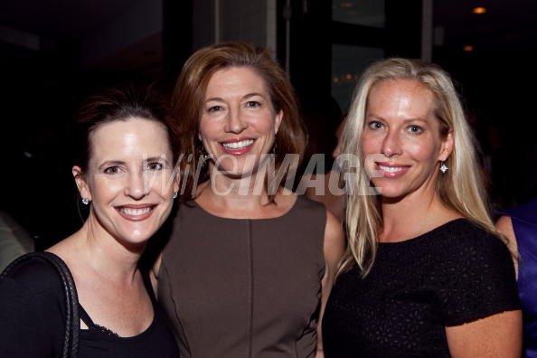 Paige Ralston Alice Hockenbury And Jennifer Gerson Attend The
