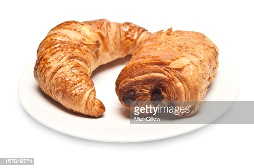 Pain Au Chocolat Stock Photos and Pictures   Getty Images