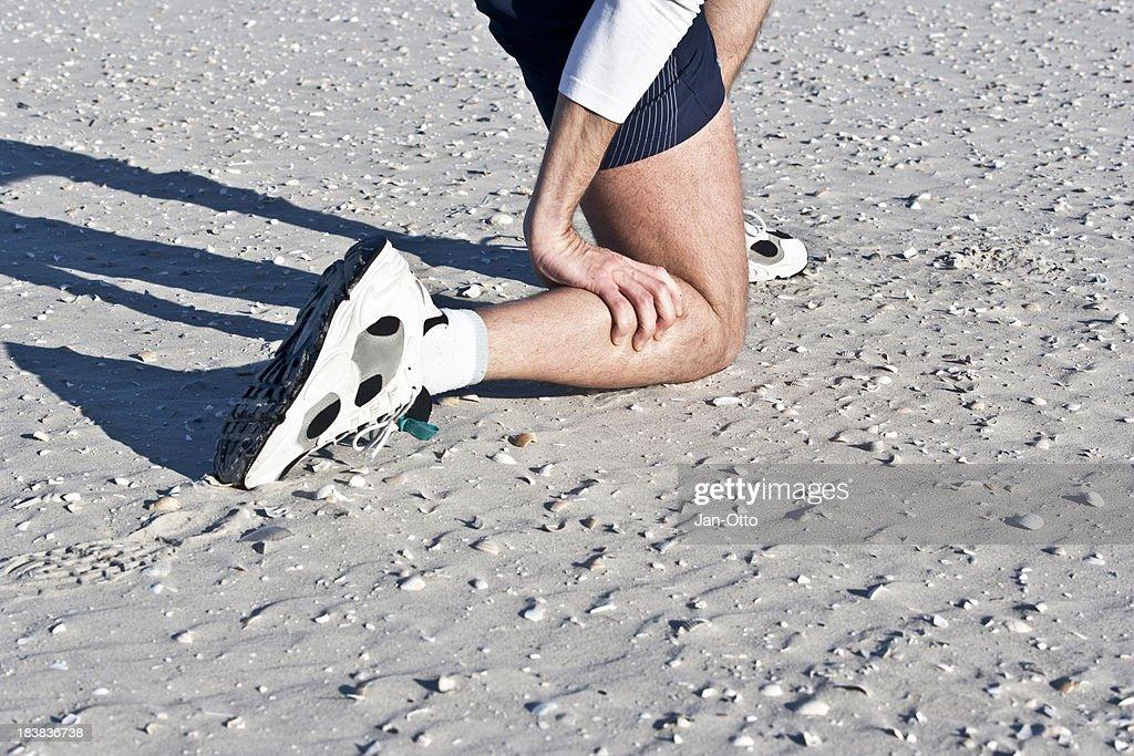 Pain in calf