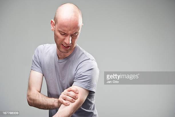 Pain in left arm