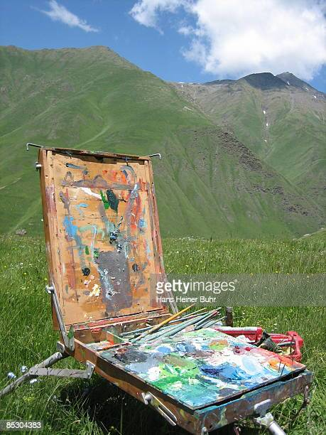 Paint all mountains